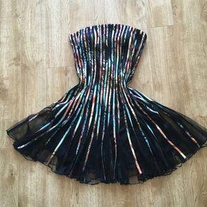 PAPILLON Upscale LBD (Little Black Dress)
